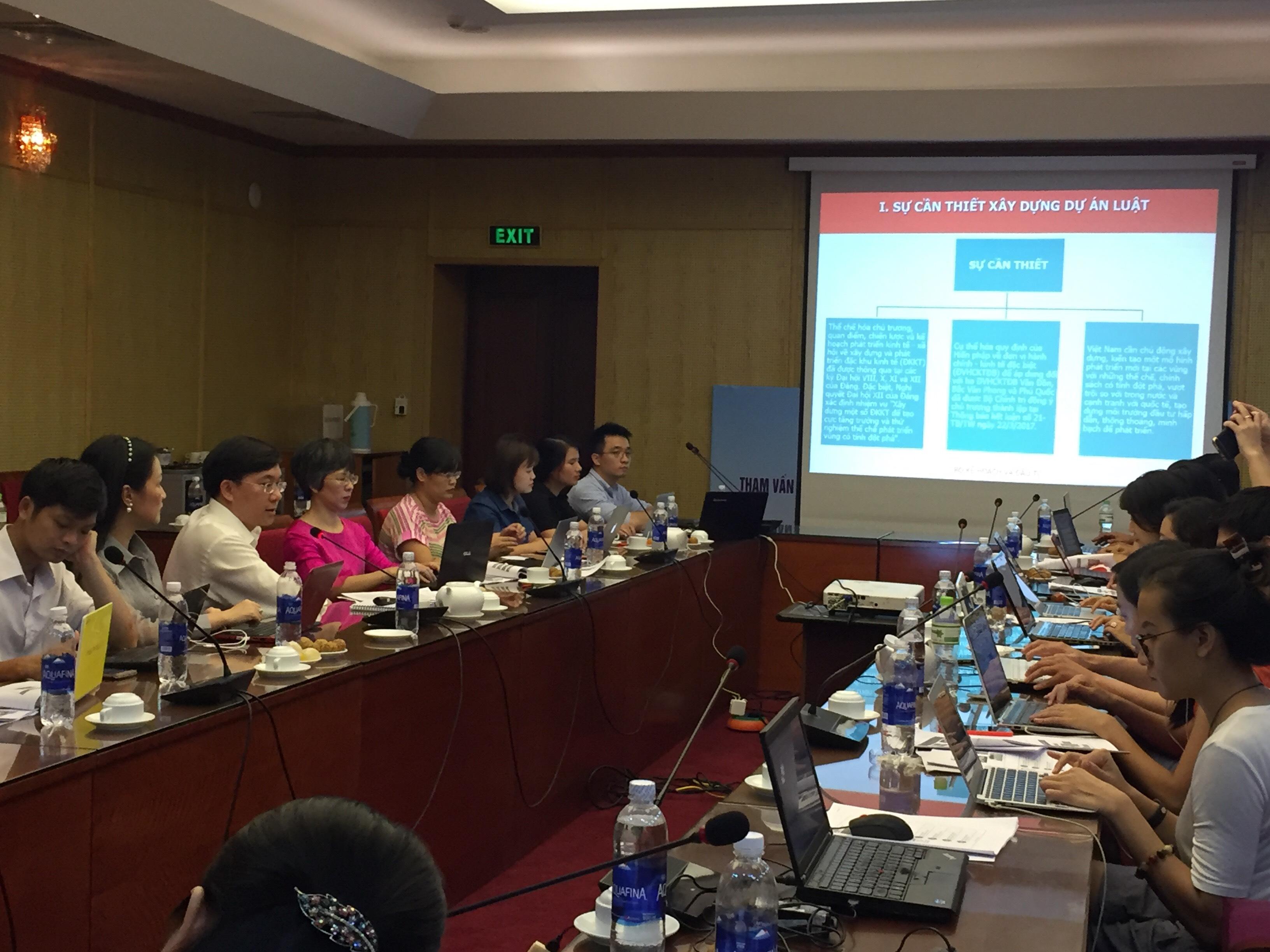 MPI draft proposes maximum incentives in three economic zones