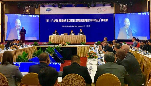 APEC economies discuss disasters mitigation