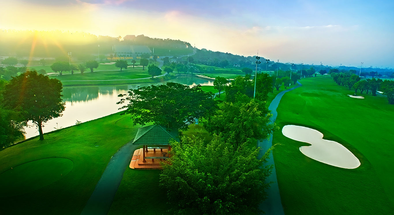 long thanh golf course maintains leading position in vietnam