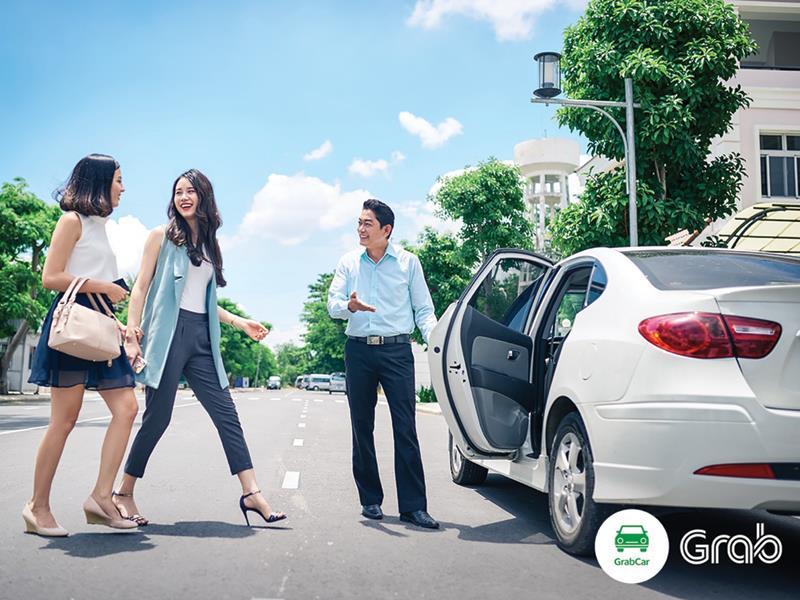 mai linh and vinasun trailing behind grab and uber