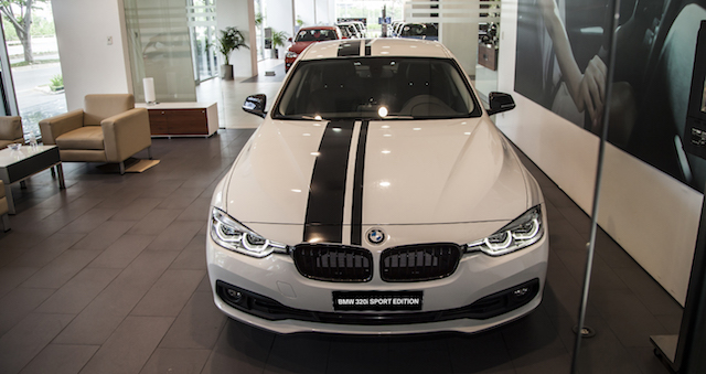Euro Auto Introduced New BMW Without Customs Clearance