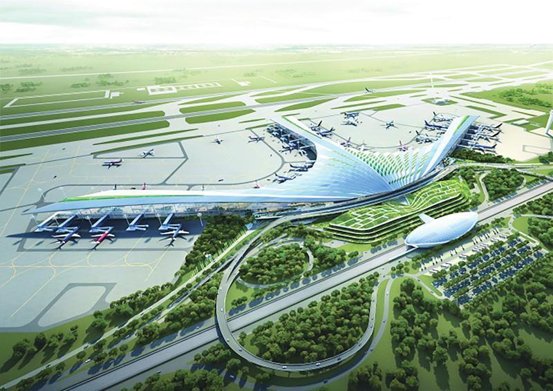 government urges site clearance for long thanh airport