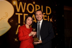 JW Marriott Phu Quoc Emerald Bay named Asia's Leading New Resort
