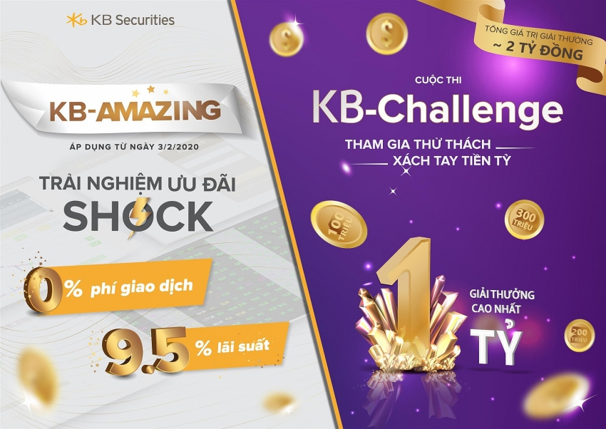 kbsv launches kb amazing and kb challenge contest