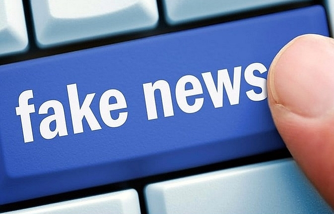 sharing fake news on social media will be fined from april