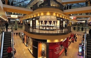 local retail property market over saturation point
