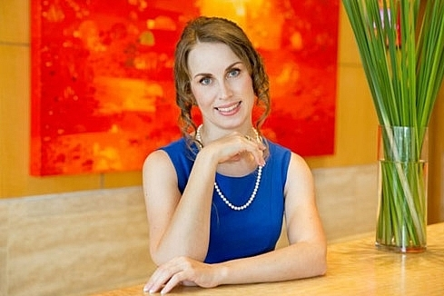 daria mishukova a russian enthusiast for vietnamese culture
