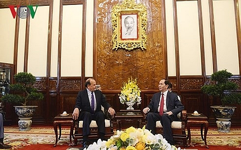 president tran dai quang affirmed cptpp opens new opportunities for vietnam and chile