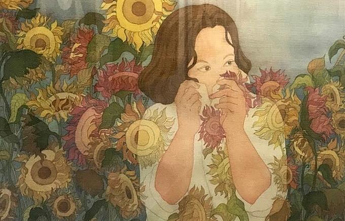 painting exhibition celebrates women
