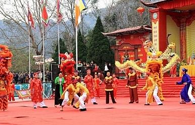 ngoc tan village festival revitalises folk games