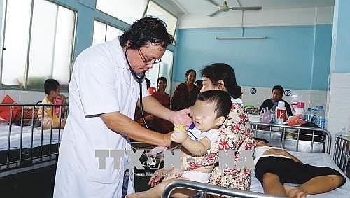 doctors warn of drug resistance in children with meningitis