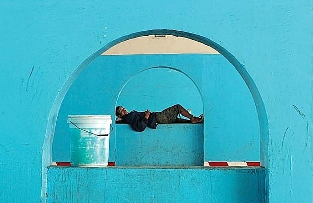photo exhibition reflects on urbanisation