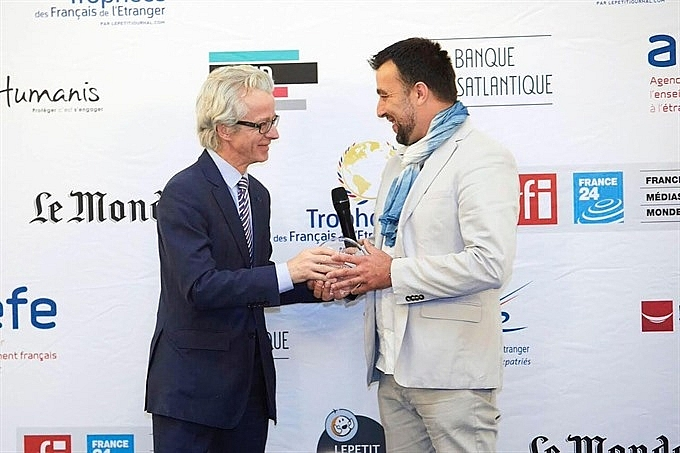 french photographer wins award for cultural museum