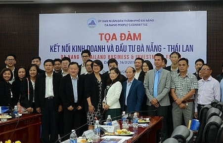 thai delegation shows interest in boosting investment in danang
