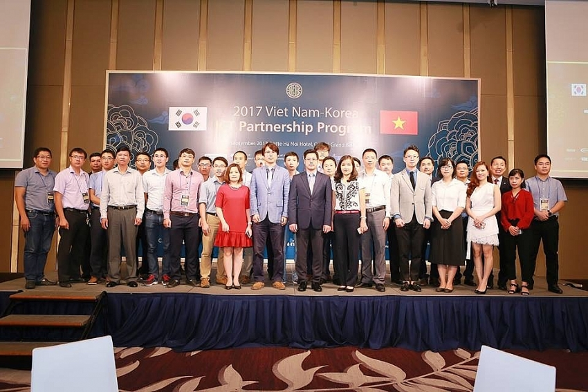 korean firms to sign cooperation deals at vietnam korea ict 2018