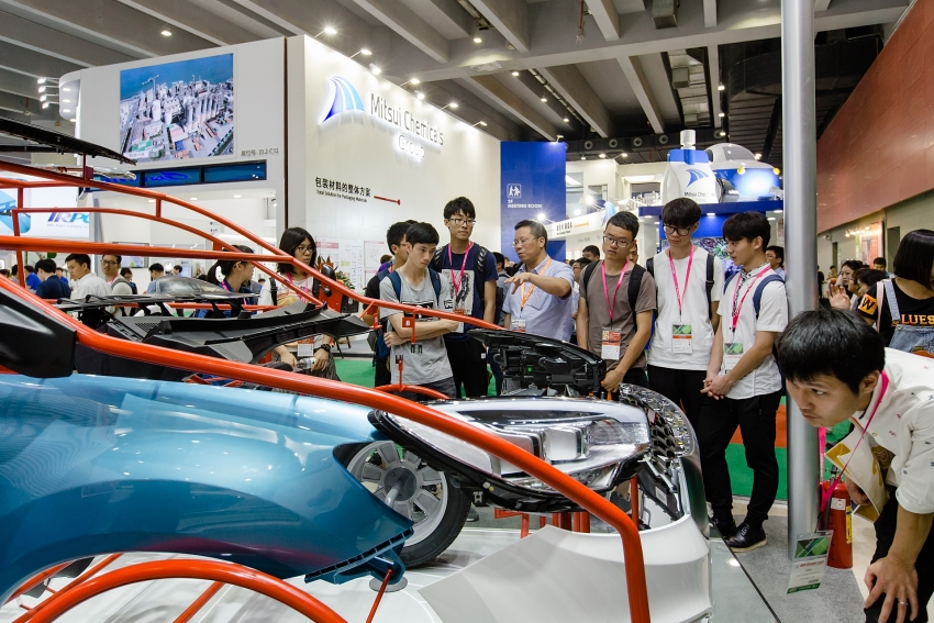 advanced technology at chinaplas accelerates automotive industry