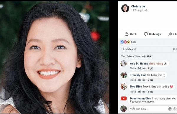 former ceo of fossil vietnam takes charge in facebook