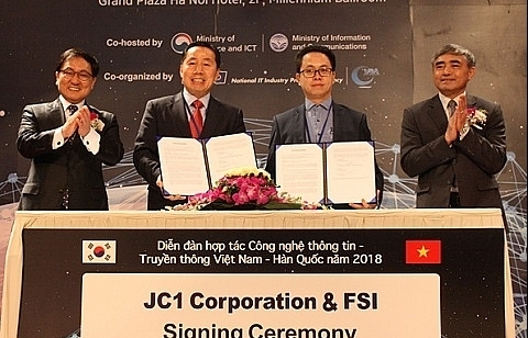 mobifone and samsung intensify 5g cooperation