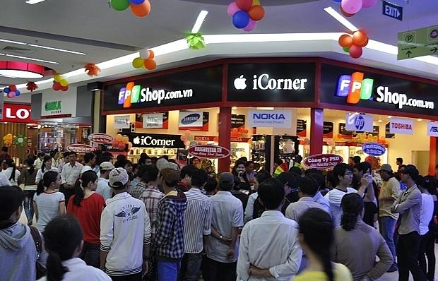 Electronics retailers to heat up pharmaceutical distribution segment
