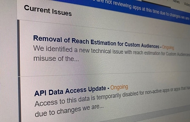 thousands of vietnamese online stores to go bankrupt by facebook blocking api