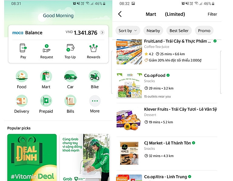 super apps release grocery delivery to ease social distancing during covid 19