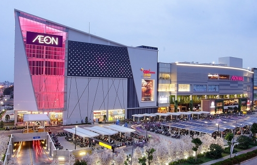 aeon mall vietnam promises to grow with local communities