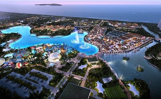 vietnams largest casino to open gates next year