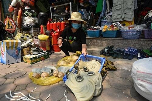 fire equipment market hard to control despite huge demand