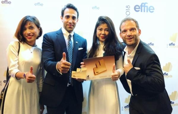 nestle milo wins apac effie award with activ vietnam