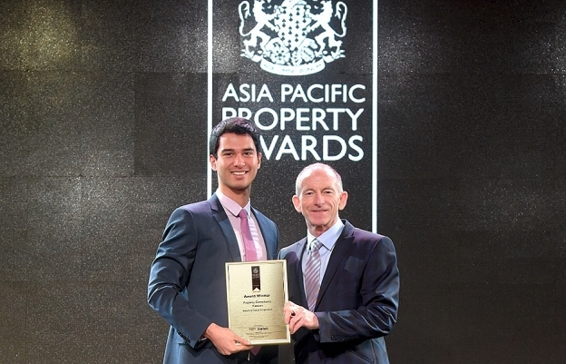 indochina capital crowned at asia pacific property award