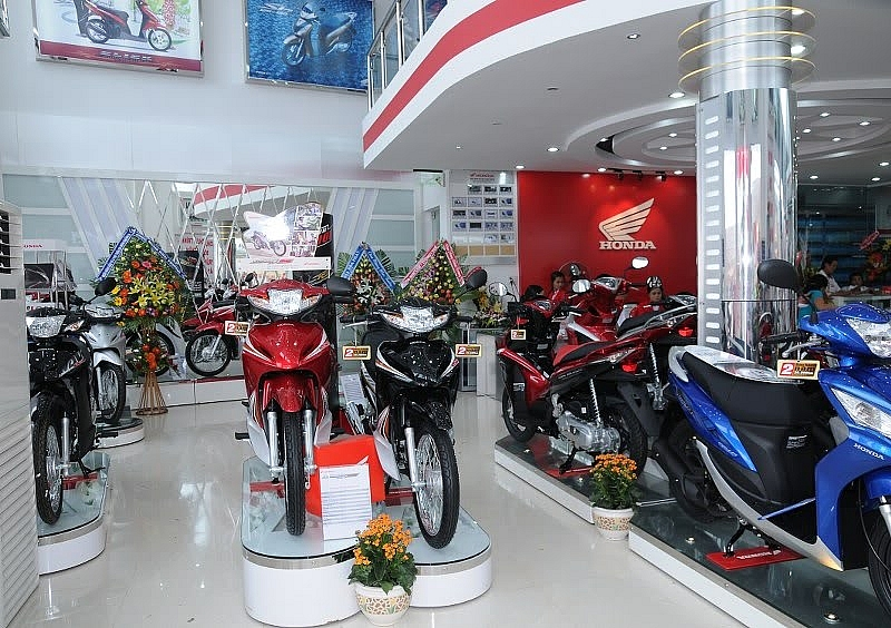 despite dropping revenue in china honda remains strong in vietnam