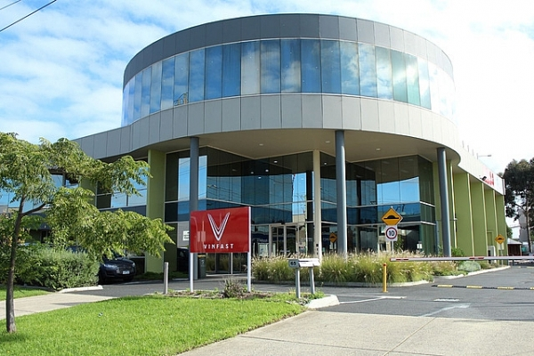 vinfast to temporarily close australian rd division due to covid 19