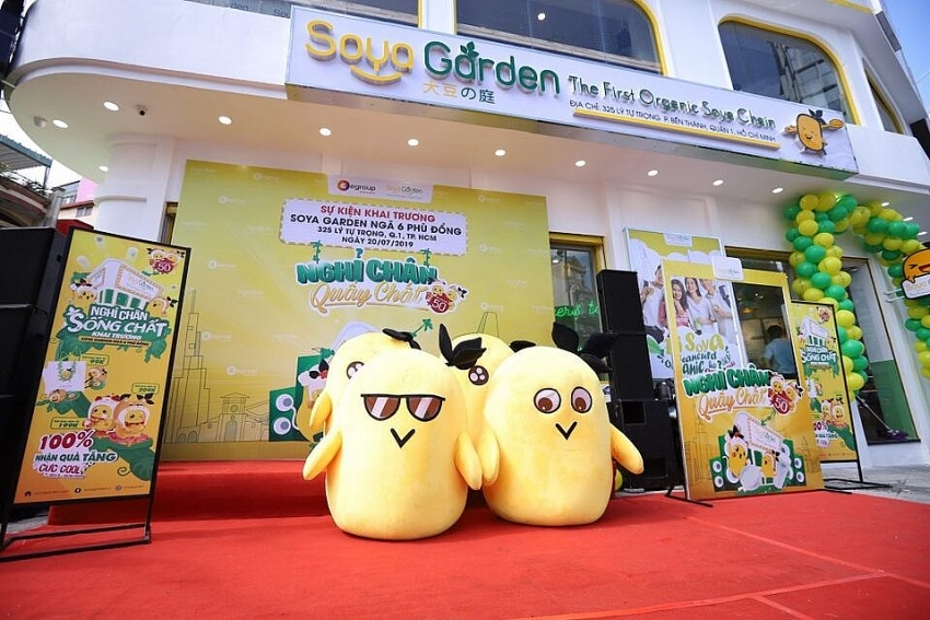soya garden sets sight on cuisine segment after exiting ho chi minh city