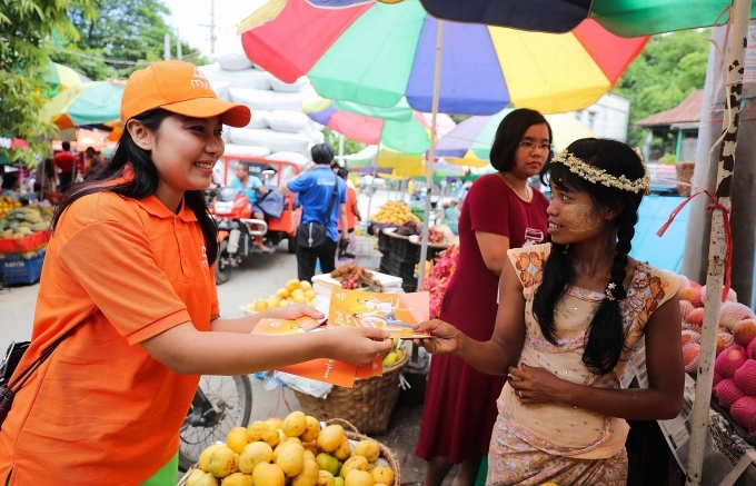 viettel officially launches the 10th international mobile network