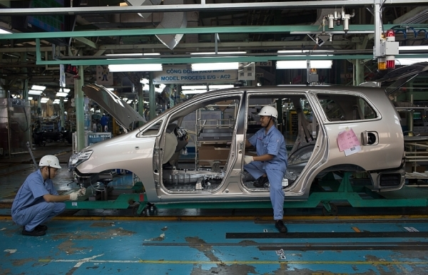 decree 116 moves foreign car makers to expand production in vietnam