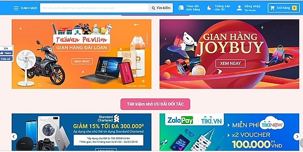 tiki launch cross border channel backed by jdcom