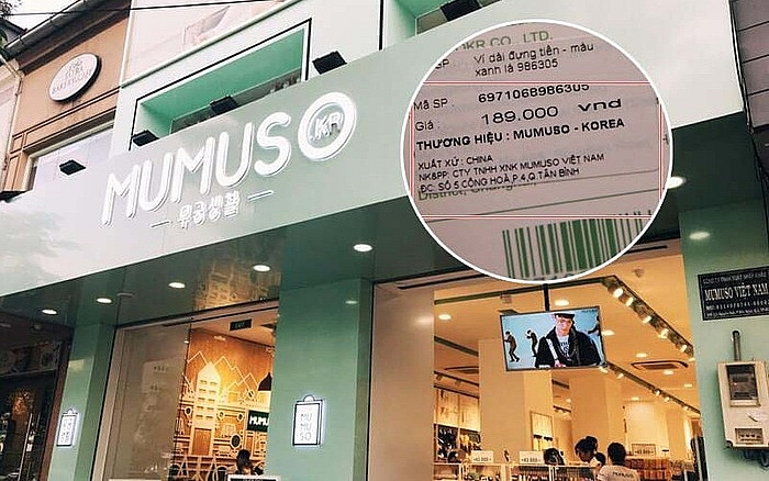 mumuso faces fine of vnd100 million from moit