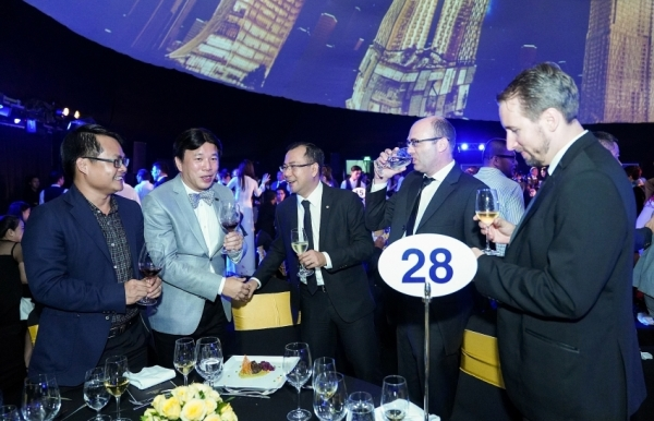 alpha king international real estate developer officially launched in vietnam