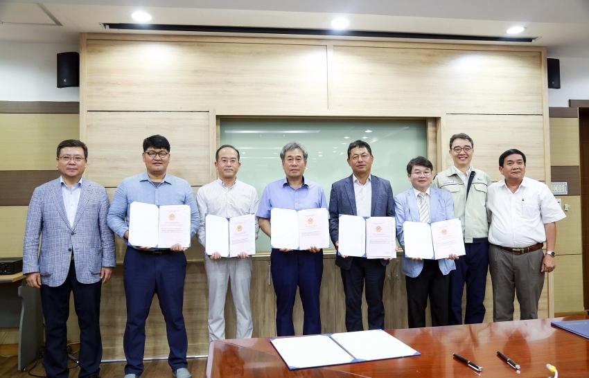 doosan helps six korean firms doing business in vietnam