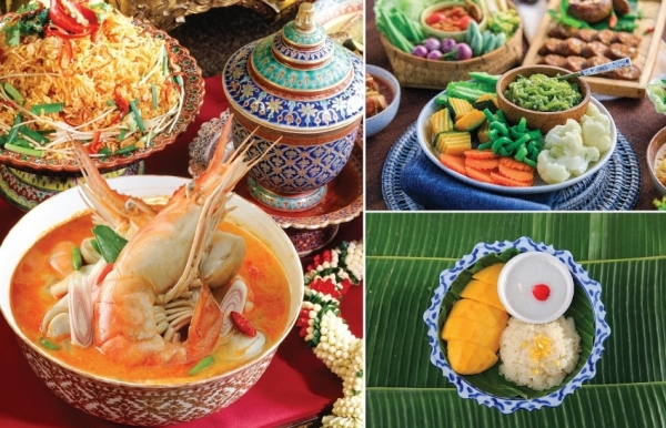 enjoy a taste of thailand at hanoi daewoo hotel
