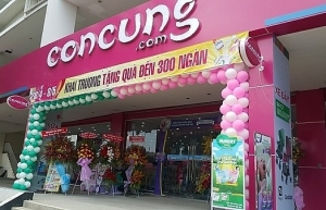 japanese invested con cung retail store chain fined for violations