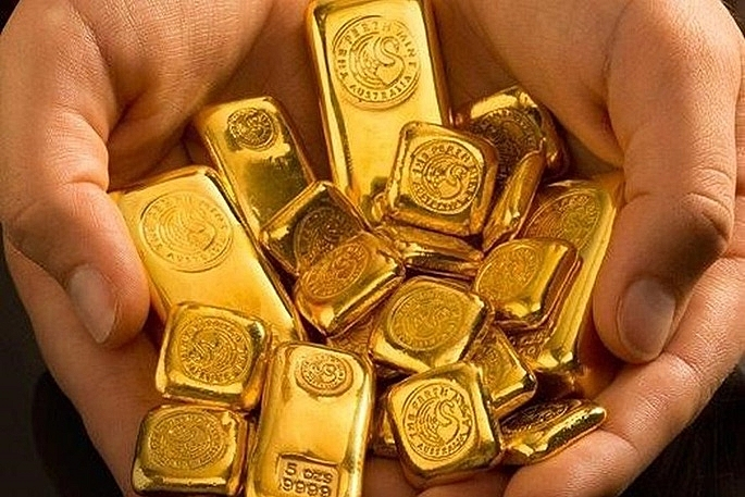 sovereign funds sell down stocks for gold