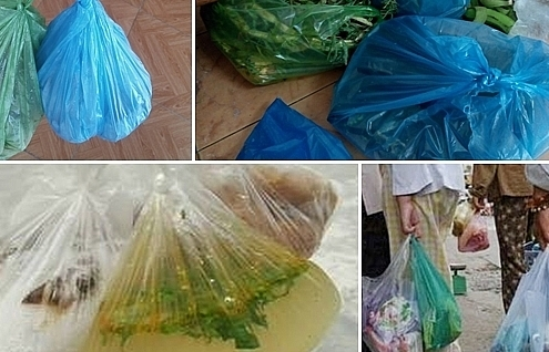vietnam may shift cost burden of plastic bags on consumers