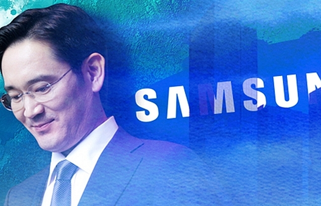 samsung crown prince lee jae yong visits vietnam today
