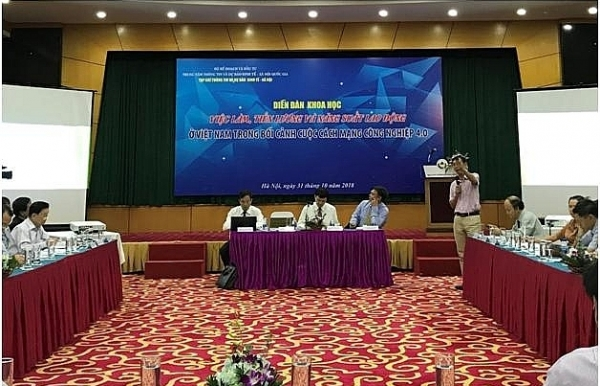fourth industrial revolution threatening vietnamese labourers