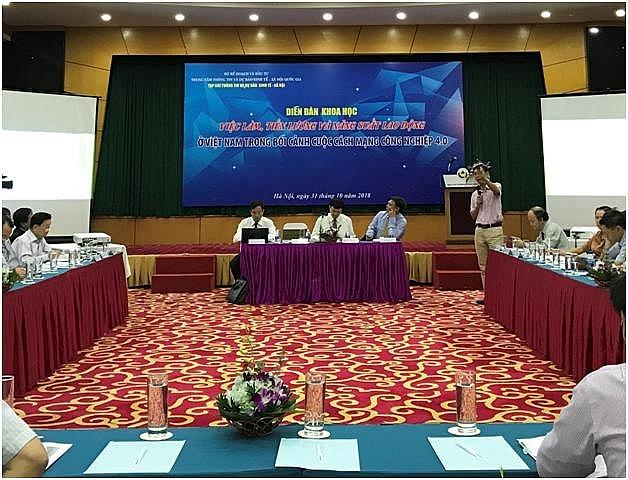 fourth industrial revolution threatening vietnamese labourers