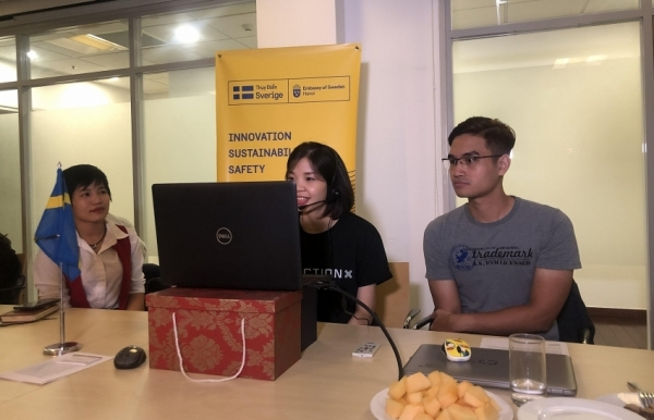 sweden and vietnam co creating partners in innovation