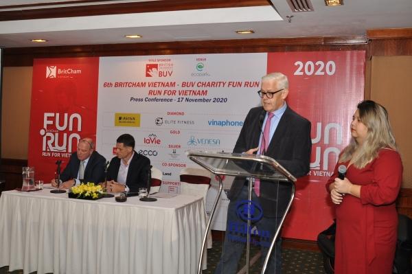 britcham vietnam charity fun run 2020 will soon kick off