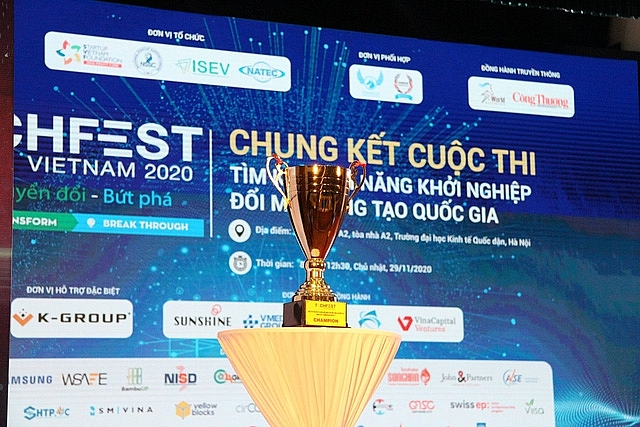 go stream is champion of techfest 2020