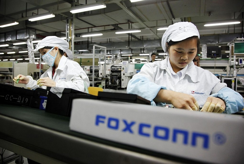 even iphone facility in vietnam assembling still keep commonly